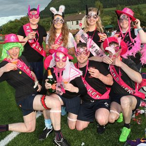 Tag Rugby Fancy Dress