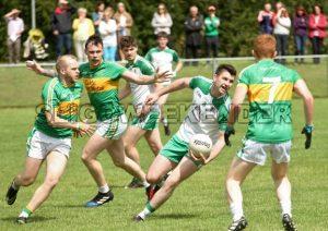 Molaise Gaels Tourlestrane 16.JPG - Sligo Weekender | Sligo News | Sligo Sport