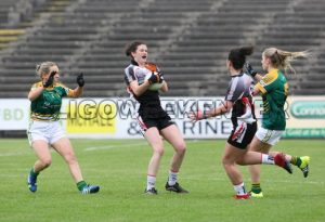 ladies Kevaney Gorman Owens Hewitt.jpg - Sligo Weekender | Sligo News | Sligo Sport