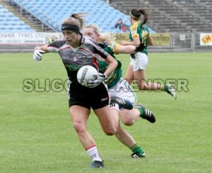 ladies Reynolds Gilgunn.jpg - Sligo Weekender | Sligo News | Sligo Sport