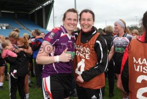 ladies celebrate 1.jpg - Sligo Weekender | Sligo News | Sligo Sport