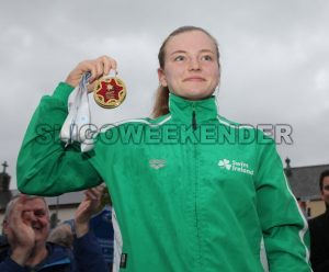swimmer M Mc Sharry 2.jpg - Sligo Weekender | Sligo News | Sligo Sport