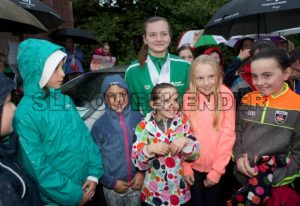 swimmer M Mc Sharry young fans.jpg - Sligo Weekender | Sligo News | Sligo Sport