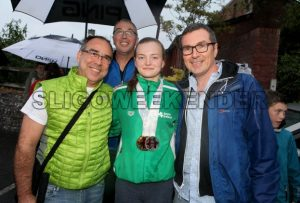 swimmer Santo Gilroy M Mc Sharry Mc Daid.jpg - Sligo Weekender | Sligo News | Sligo Sport