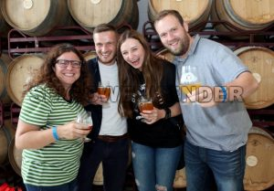 03 new beer Alessandra Tad Maja Kevin.jpg - Sligo Weekender | Sligo News | Sligo Sport