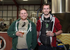 03 new beer Brennan Tuohy.jpg - Sligo Weekender | Sligo News | Sligo Sport