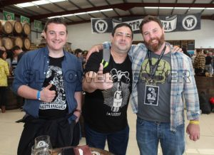 03 new beer Cronin Buckley Devlin.jpg - Sligo Weekender | Sligo News | Sligo Sport
