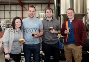 03 new beer Keeley Regan Murtagh Brennan.jpg - Sligo Weekender | Sligo News | Sligo Sport