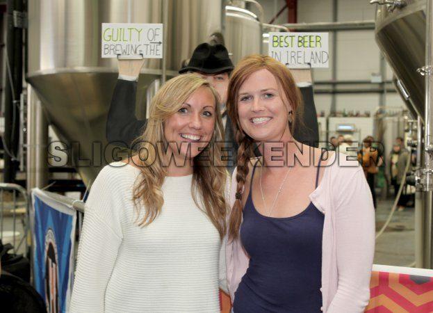 03 new beer Moran Goodwin.jpg - Sligo Weekender   Sligo News   Sligo Sport