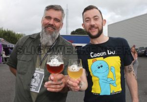 03 new beer Parzick Kershaw.jpg - Sligo Weekender | Sligo News | Sligo Sport