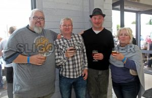 03 new beer Robert group.jpg - Sligo Weekender | Sligo News | Sligo Sport