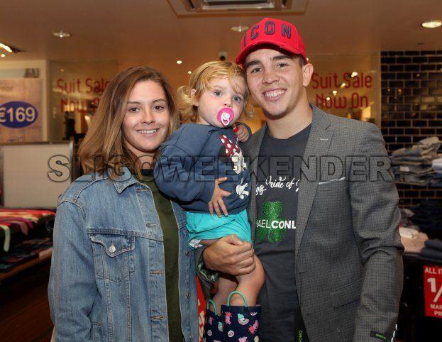 03 new boxer Conlan family.jpg - Sligo Weekender | Sligo News | Sligo Sport