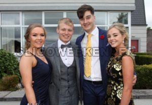 17 new grammar Feehily Whiteside Gray Mc Glynn.jpg - Sligo Weekender | Sligo News | Sligo Sport