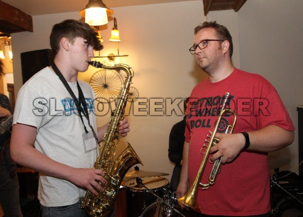 27 new JAZZ riverside Murphy Barkley.jpg - Sligo Weekender | Sligo News | Sligo Sport