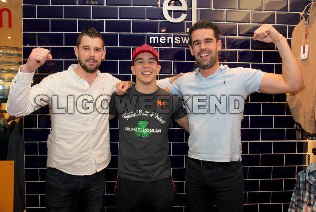 boxer Clarke Conlan Cunningham.jpg - Sligo Weekender | Sligo News | Sligo Sport